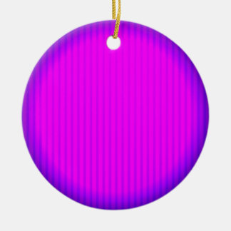 Pinkfarbene LED-Lampe Keramik Ornament