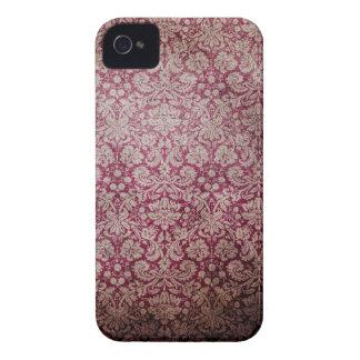 Pinkfarbenes Vintages Druck-BlackBerry-mutiger