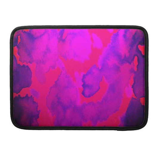 Pinkviolett ~ Pink Purple MacBook Pro Sleeve