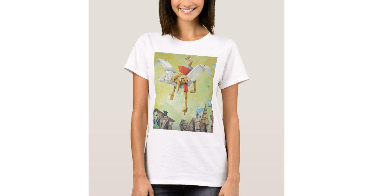 Pinocchio Taube