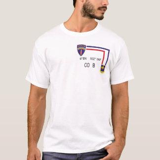Pint-Shirt 6. BN 502. INF Co B T-Shirt