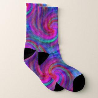 Pinwheel-Traumsocken Socken