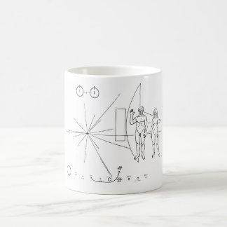 Pionierplakette Kaffeetasse