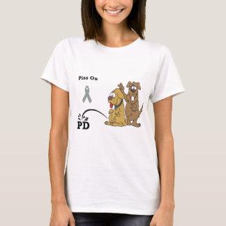 Pipi auf Parkinson-Krankheit T-Shirt