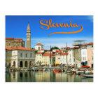 Piran, Slowenien Postkarte