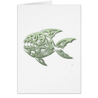 Piranha Karte