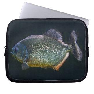 Piranha-Laptop-Hülse Laptop Sleeve