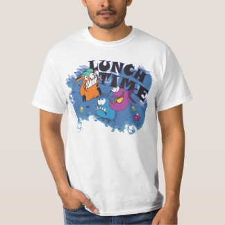 "Piranha Shirt Motiv ""Lunch Time"""