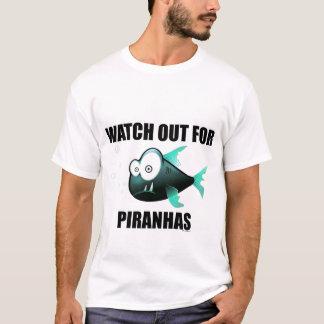 PIRANHA-T-STÜCK T-Shirt
