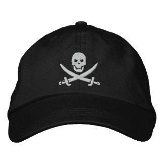 Pirat Bestickte Baseballkappe