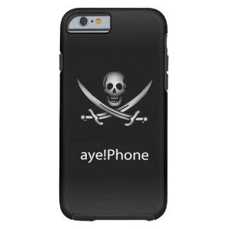 Pirat ja! Telefon Tough iPhone 6 Hülle