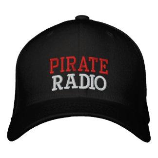 PIRAT, RADIO BESTICKTE KAPPE