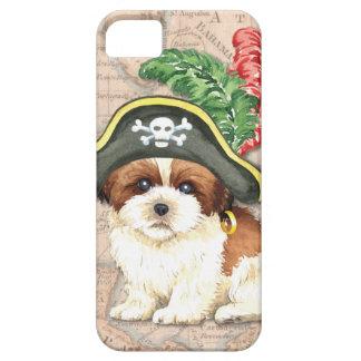 Pirat Shih Tzu iPhone 5 Schutzhülle