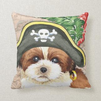 Pirat Shih Tzu Kissen