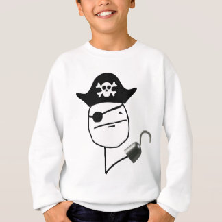 Pirat Sweatshirt