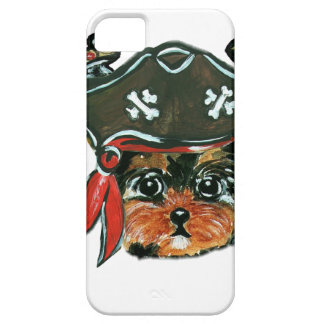 Pirat Yorkie Poo Barely There iPhone 5 Hülle