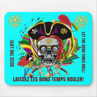 Pirate-2, Thema-Partys Mousepads