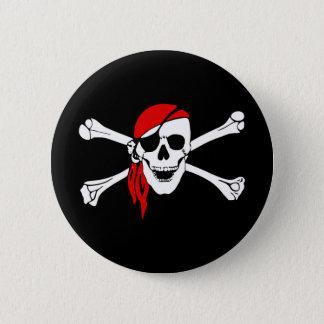 Pirate_Magnet4 Runder Button 5,1 Cm