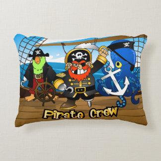 Piraten-Crew Zierkissen