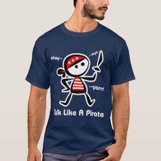 Piraten-Dunkelheit T-Shirt