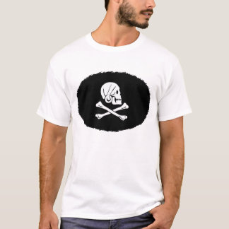Piraten-Emblem von Henry Avery T-Shirt