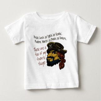 Piraten-Felsen! Baby T-shirt
