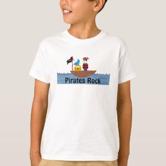 Piraten-Felsen T-Shirt