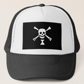 Piraten-Flagge von Emanuel Wynne Truckerkappe