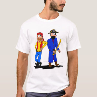 Piraten-Freund-T - Shirt