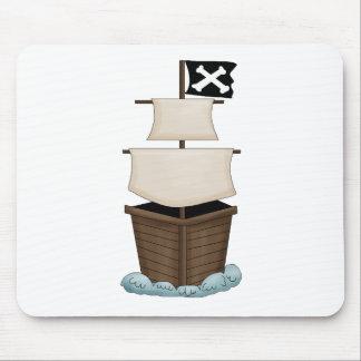 Piraten-Geburtstags-Party Mousepads