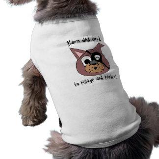 Piraten-Hündchen T-Shirt