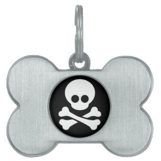 Piraten-Hunde-und Katzen-Umbau Tiermarke