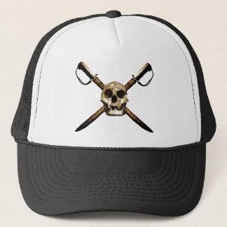 Piraten-Hut Truckerkappe