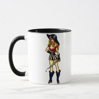 Piraten-Königin Tasse