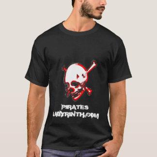 PIRATEN LABYRINTH.COM T-Shirt
