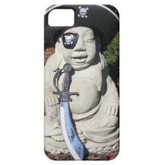 Piraten-Lachen Buddha iPhone 5 Hüllen