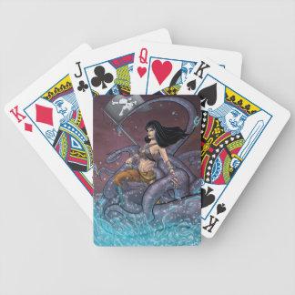 Piraten-Mädchen Bicycle Spielkarten