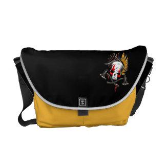 Piraten-mittlere Bote-Taschen-äußerer Druck Kuriertasche