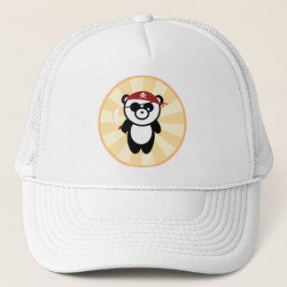 Piraten-Panda-Hut Truckerkappe