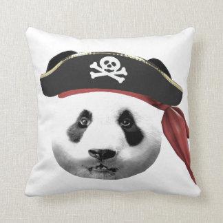 Piraten-Panda-Kissen Kissen