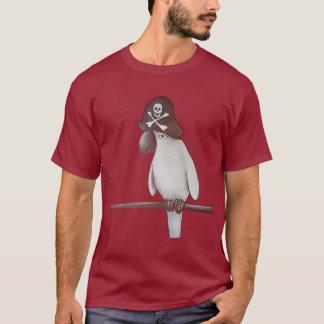 Piraten-Papagei T-Shirt