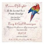 Piraten-Party Einladung
