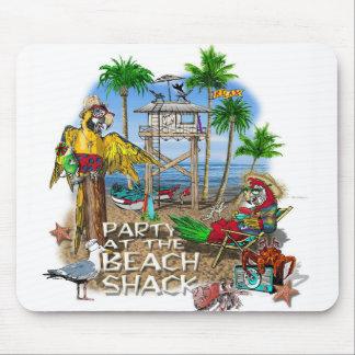 Piraten-Party plappert Party nach Mousepad