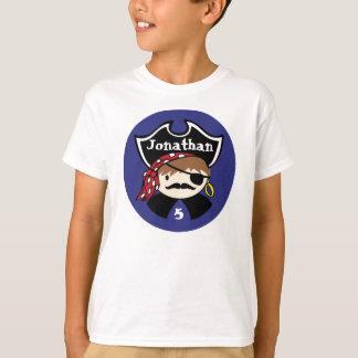 Piraten-Party-T-Stück T-Shirt