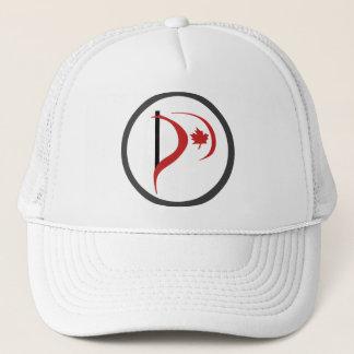 Piraten-Party von Kanada Truckerkappe