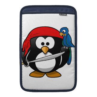 Piraten-Pinguin MacBook Air Sleeve