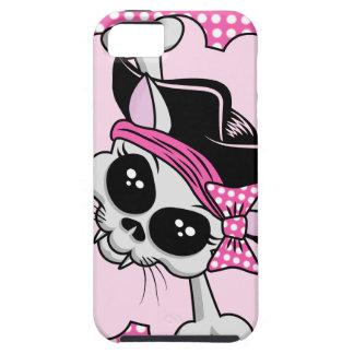 Piraten-Prinzessin Kitty Skull Hülle Fürs iPhone 5