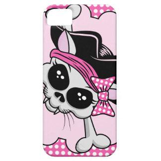 Piraten-Prinzessin Kitty Skull iPhone 5 Etui
