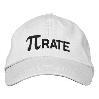 Piraten-PUgeek-Spaß Bestickte Baseballkappe