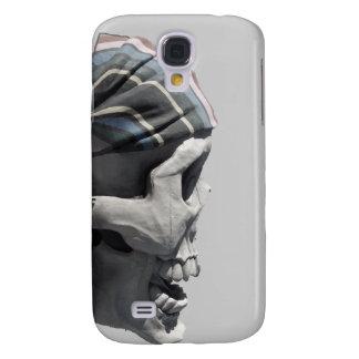 Piraten-Schädel Galaxy S4 Hülle